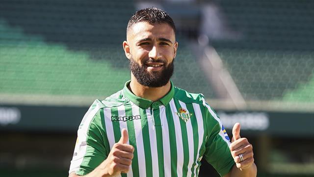 Nabil Fekir revient sur son transfert au Real Betis — Anciens