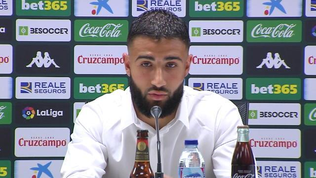 Nabil Fekir explique pourquoi il a opté pour le Real betis — International