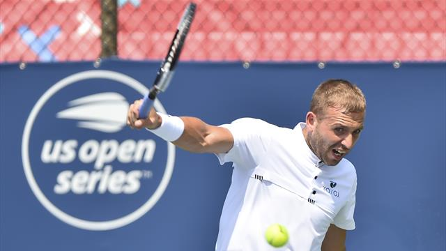 Evans sets up Nadal clash with victory over De Minaur