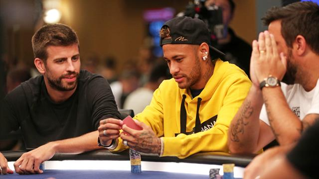 Barca players were willing to delay wages to sign Neymar, says Pique