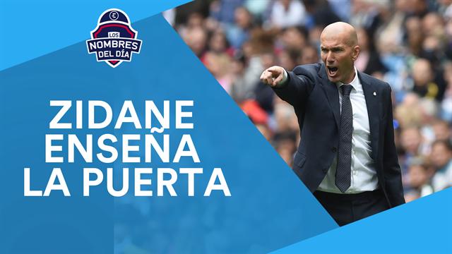 Zidane, Eriksen, Piqué, Coutinho y Dybala, los nombres del día