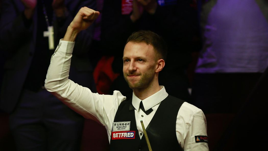 Judd Trump takes world number one spot in snooker off Ronnie O