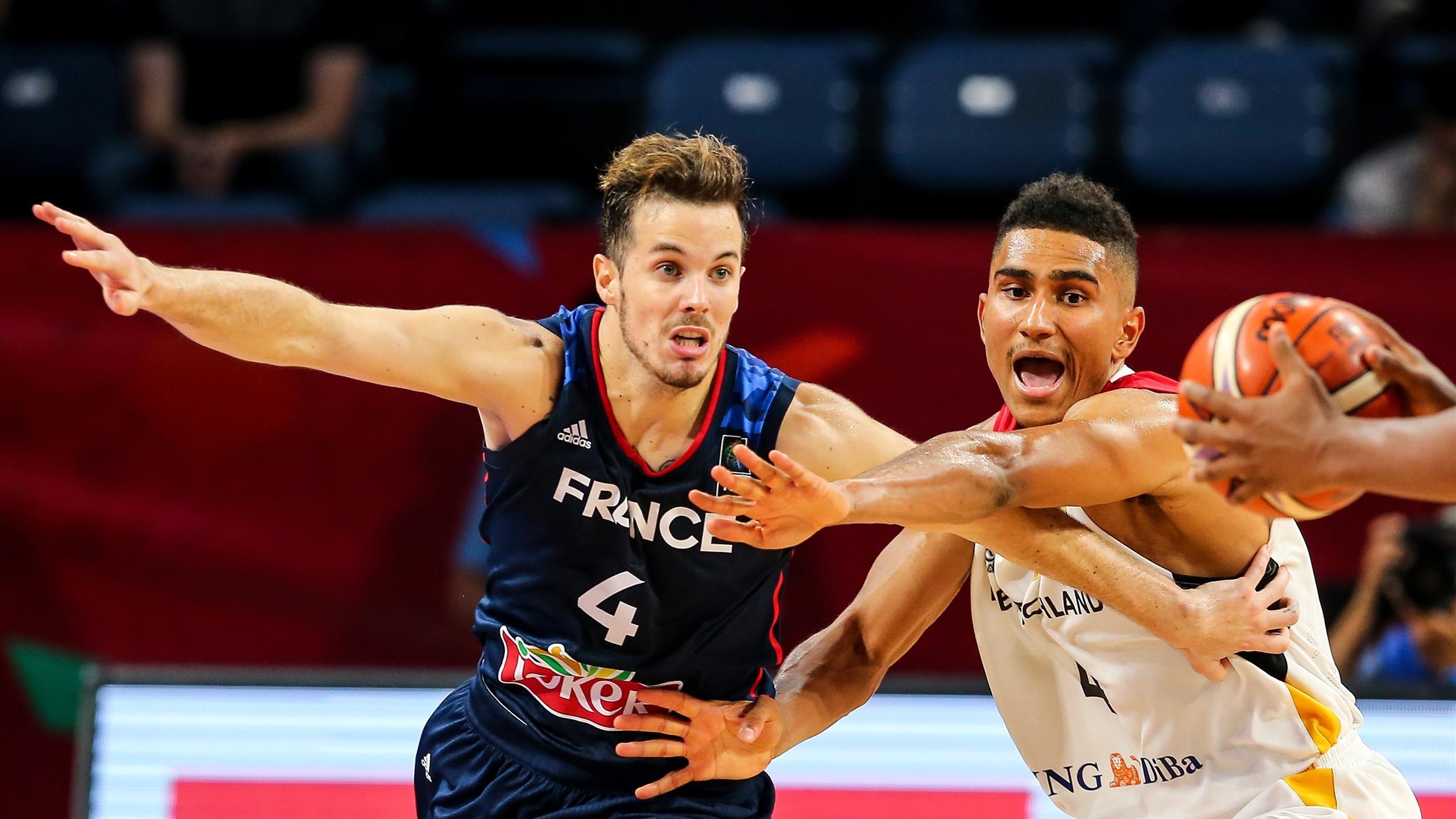 Touché au genou, Thomas Heurtel forfait pour le Mondial 2019