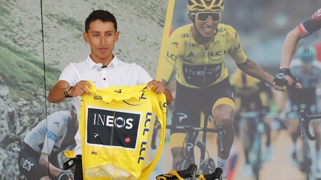 Egan Bernal cree que Nairo Quintana aún puede ganar el Tour de Francia