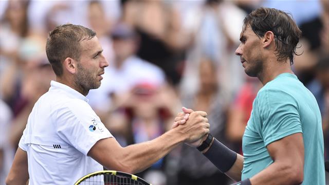 Nadal, Khachanov et Medvedev en demi-finale à Montréal — Tennis
