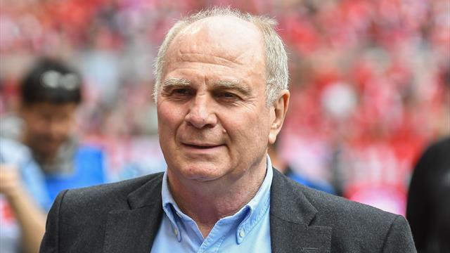 FC Bayern: Hoeneß bestätigt Rückzug - allerdings nicht komplett