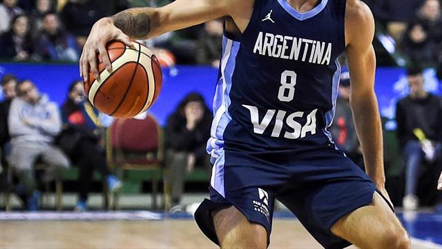 Insólito: eliminan a Argentina de baloncesto por un error con el color de las camisetas