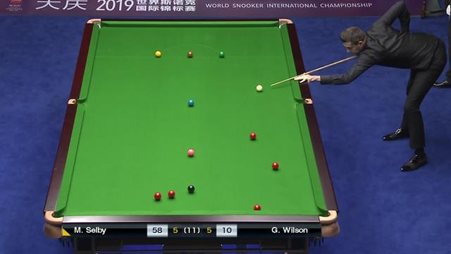 Kiss benefits Selby in deciding frame