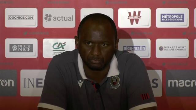 """Pour Vieira, """"l'arbitre n'a pas été correct"""""""