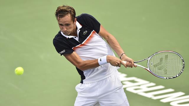 ATP: Dominic Thiem éliminé en quart du tournoi de Montréal