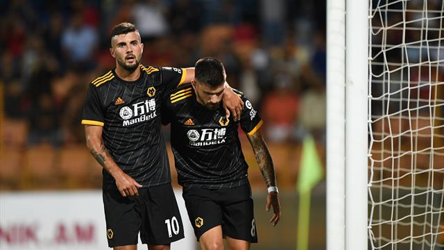 Wolves rout Pyunk in Europa League qualifier