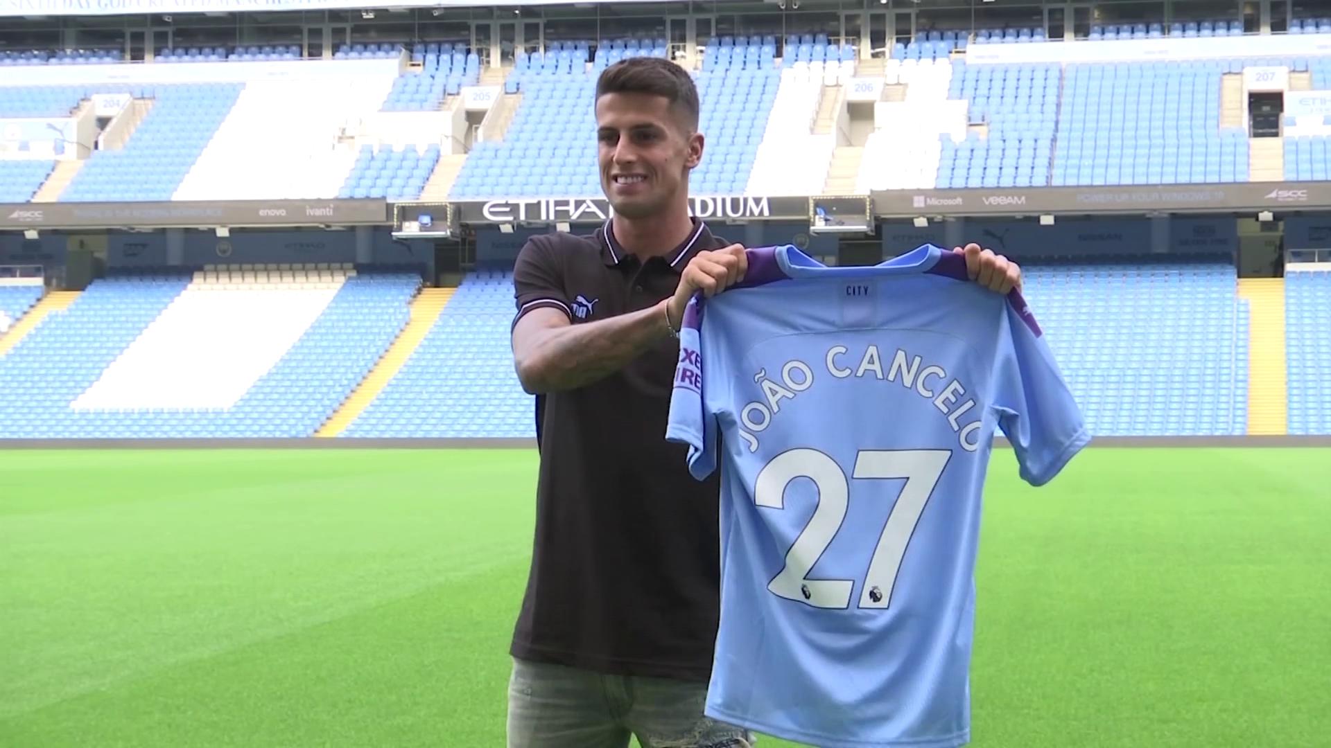 Manchester City'nin son transfer hamlesi, Juventus formasıyla çok iyi bir performans ortaya koymuş olan Joao Cancelo oldu.