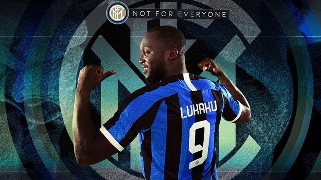 size 40 a6b7f d8020 Football news - Internazionale give Romelu Lukaku No. 9 ...