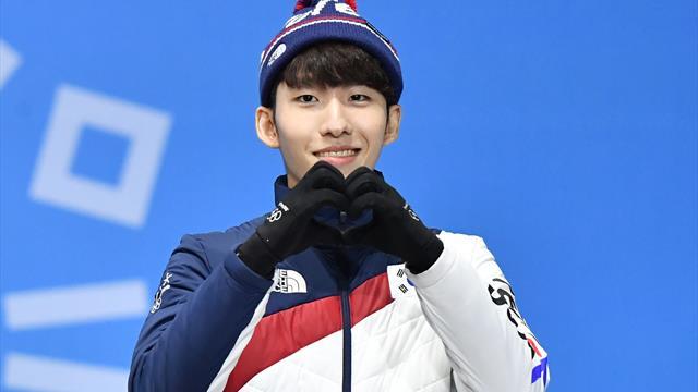 Hose runter: Shorttrack-Olympiasieger Lim wegen sexueller Belästigung gesperrt