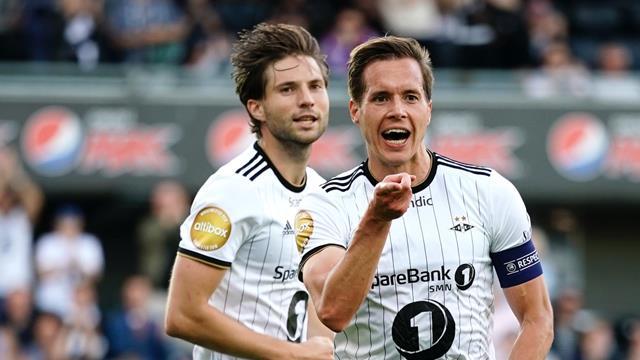 Rosenborg-profiler ute mot Tromsø