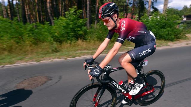 Ineos weiter in der Erfolgsspur: Sivakov gewinnt Polen-Rundfahrt