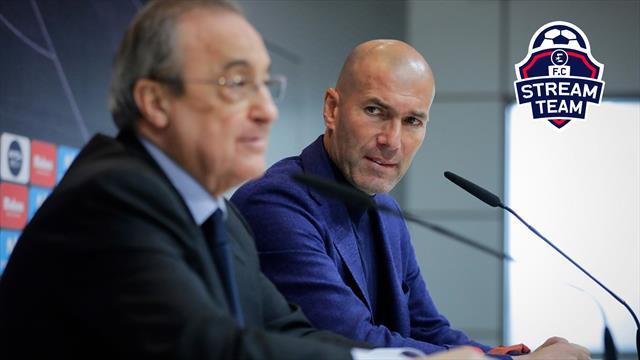 Le cas Neymar, symbole des divergences de fond entre Pérez et Zidane