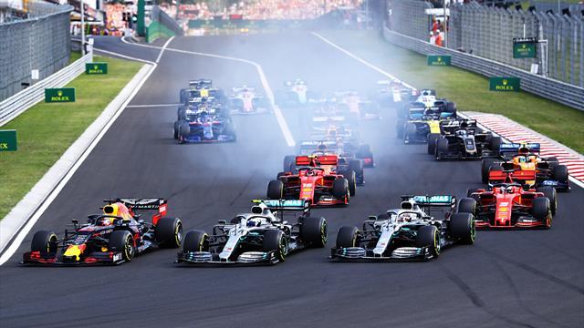 Neue Teams für die Formel 1? Gespräche mit Interessenten laufen