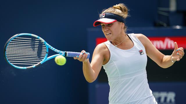 WTA : Serena Williams retrouvera Andreescu en finale à Toronto