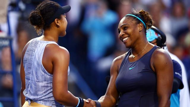 Toronto: Williams défait Osaka