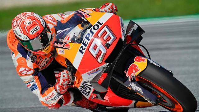 MotoGP | La gallery del Gp d'Austria: Dovizioso beffa Marquez, straordinario