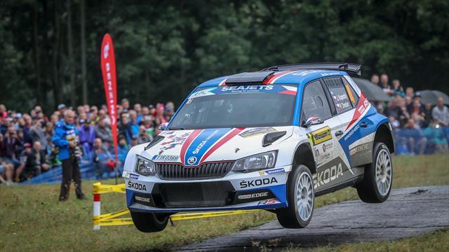 Présentation ERC: Barum Czech Rally Zlin