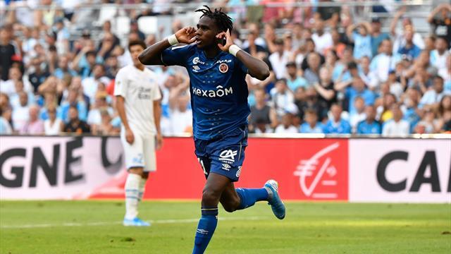 Reims stun Marseille to hand Villas-Boas losing start