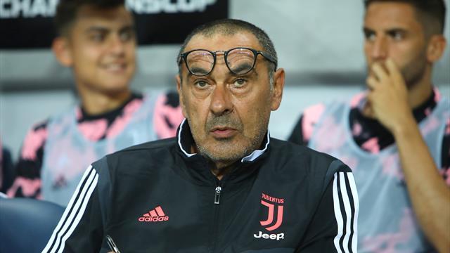 Sarri avverte la Juventus: