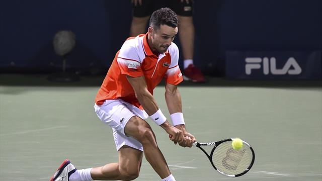 Masters 1.000 Cincinnati 2019, Tiafoe-Bautista: A una victoria del Top-10 ( 3-6, 6-3 y 1-6)