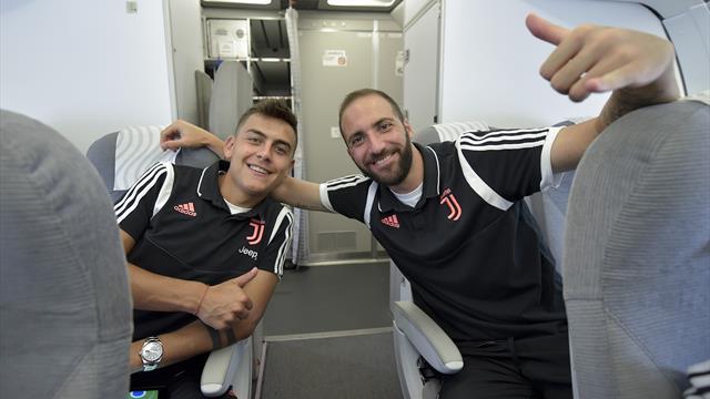Juventus, il Monaco è sulle tracce di Matuidi e Perin