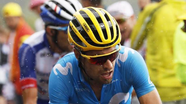 Mikel Landa y Carlos Barbero, ausencias del Movistar en la Vuelta a Burgos