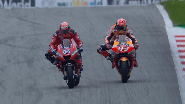 MotoGP Oostenrijk | Samenvatting van de spectaculaire MotoGP Race