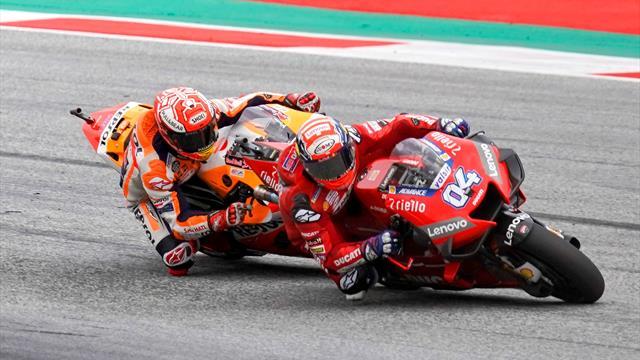 Dovizioso et Ducati pour confirmer, Marquez et Honda pour se venger