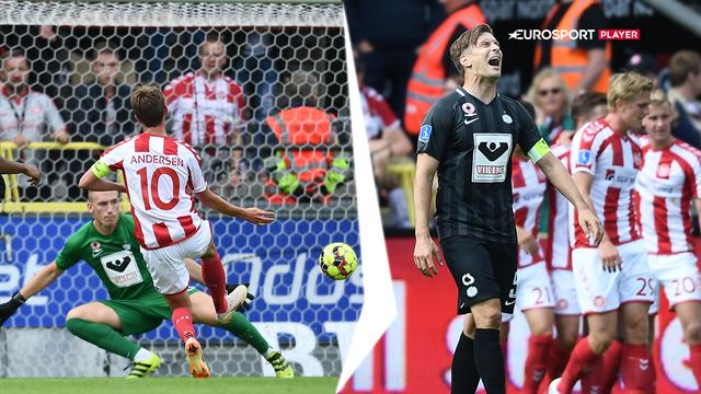 Highlights: AaB sprudlede i 4-0 sejr over Esbjerg