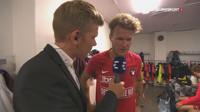 Alexander Scholz: Hvis kampene ligger og tipper, så er vi et bedre hold, end dem vi spiller imod