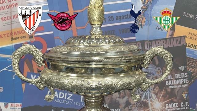 Trofeo Ramón de Carranza, Final: Athletic-Tottenham, por Eurosport a las 22:00