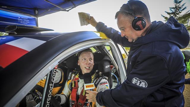 Lundberg bien remis pour la finale de la saison ERC3 Junior