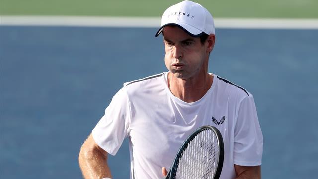 Weitere Turniere gebucht: So läuft das Murray-Comeback
