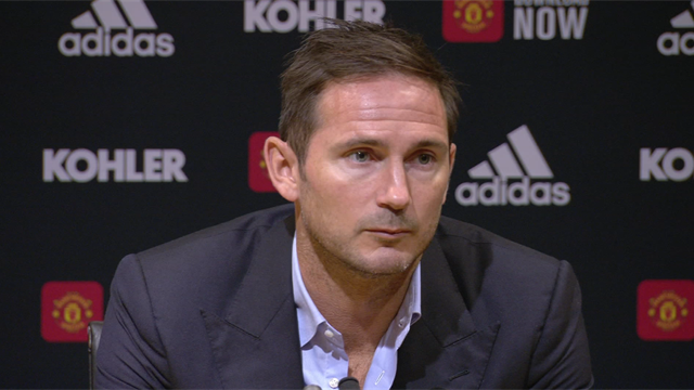 Frank Lampard: 'Chelsea have to learn harsh lessons'