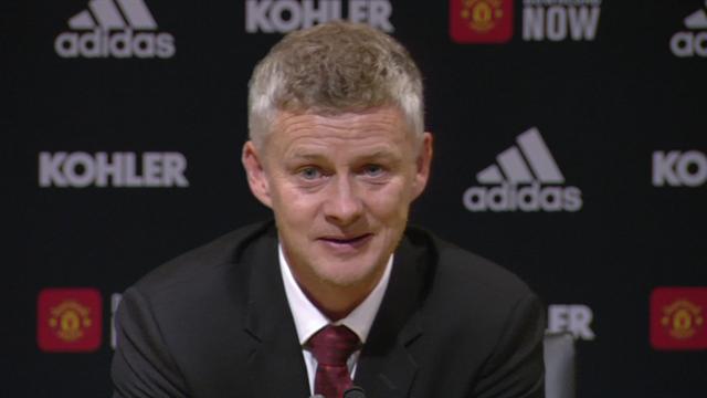 Ole Gunnar Solskjaer admits Manchester United were lucky in first half