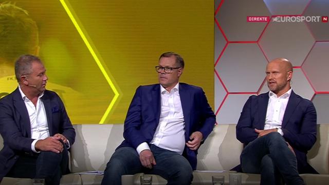Eurosports ekspert om Glimts dilemma: – Må se sin plass i hierarkiet