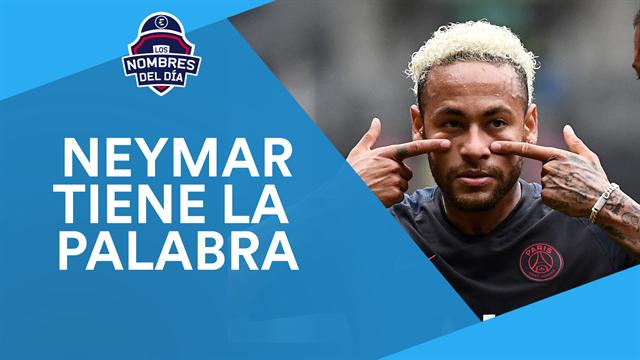 Neymar, Dybala, Pogba, Rodrigo e Iñaki Williams, los nombres del día
