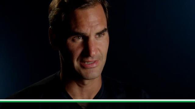 """Federer : """"J'espère être toujours aussi bon à 38 ans..."""""""