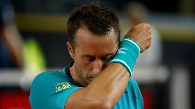 Herber Dämpfer: Kohlschreiber und Petkovic scheitern in Qualifikation
