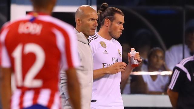 Finalement, Zidane compte sur Bale
