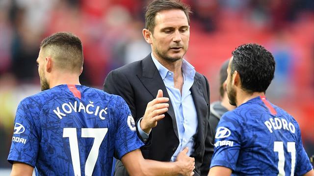 Mourinho zerpflückt Chelsea: Erste Zweifel an Trainer Lampard