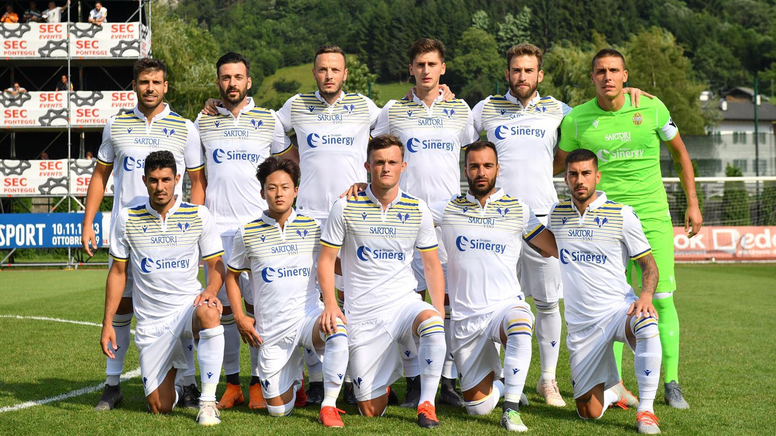 Hellas Verona Youth : 1. FC Köln | Familiar Foes - Hellas ...