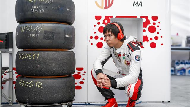 WTCR Fast Five with Ma Qing Hua