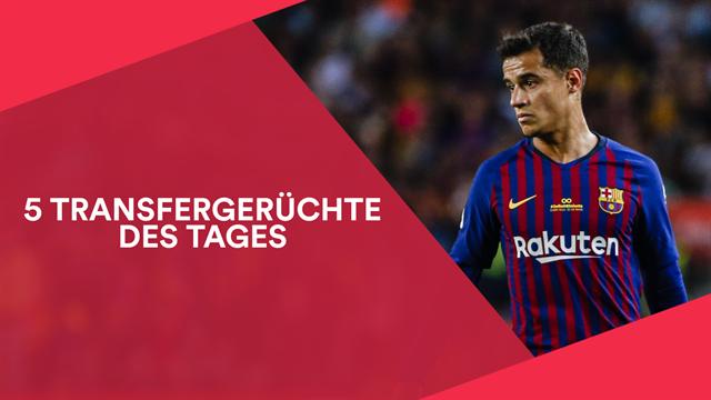 Kommt nach Perisic auch Coutinho zu Bayern?