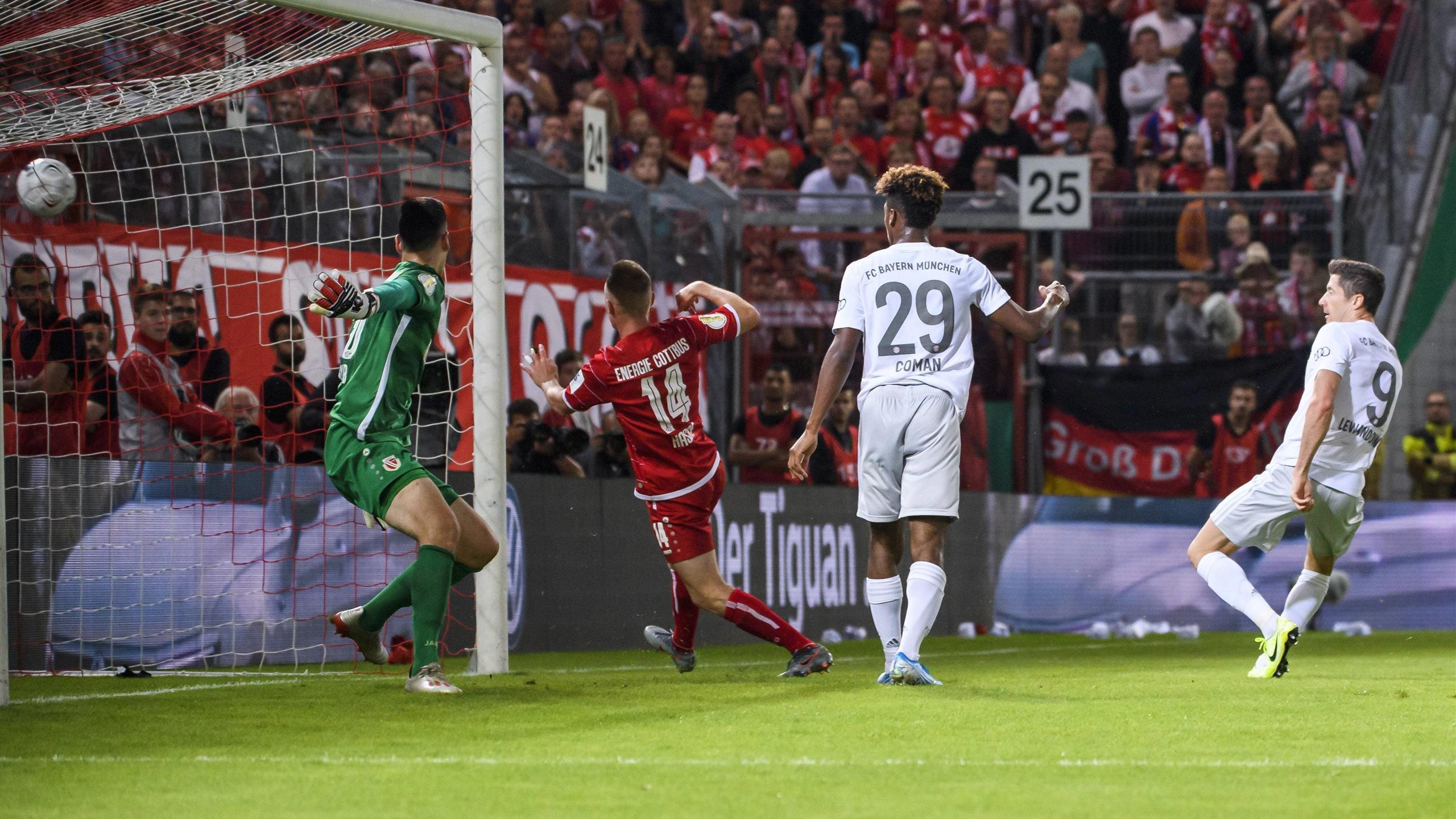 Fussball Pokal Deutschland 2021